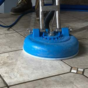 Tile and Grout Cleaning Tool