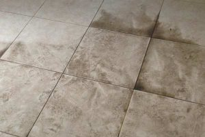 What is dirty grout, and what can you do about it