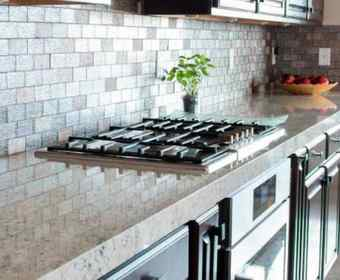 Tile and Grout Sealing Countertops